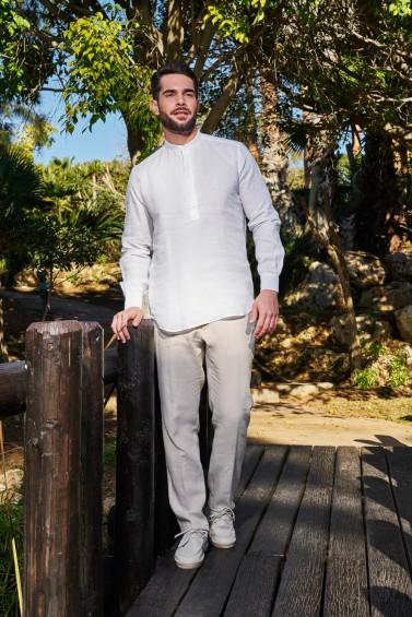 Pantalon de Lino Marbella