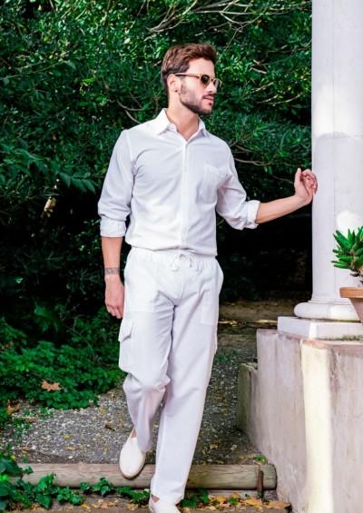 Pantalón ibicenco modelo Ibiza
