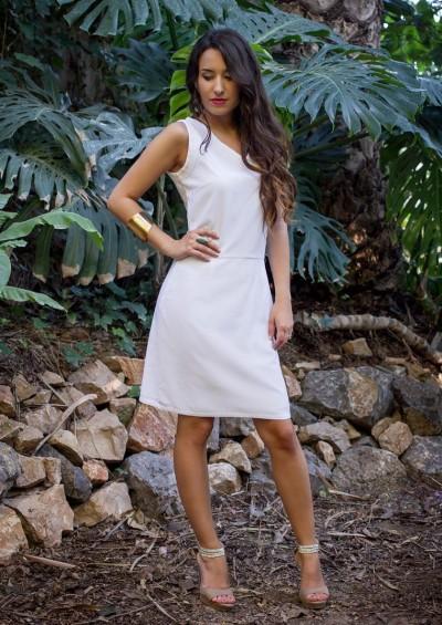 Vestidos ibicencos modelo Sinaloa bordado a mano